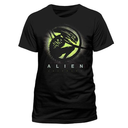 Alien Covenant, unisex T-shirt - Black