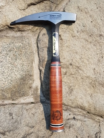 ESTWING SPECIAL EDITION ROCK PICK GEOLOGICAL HAMMER WITH POINTED TIP