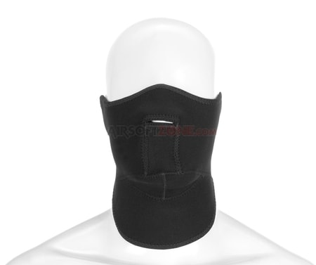 Neoprene Face Protector, black