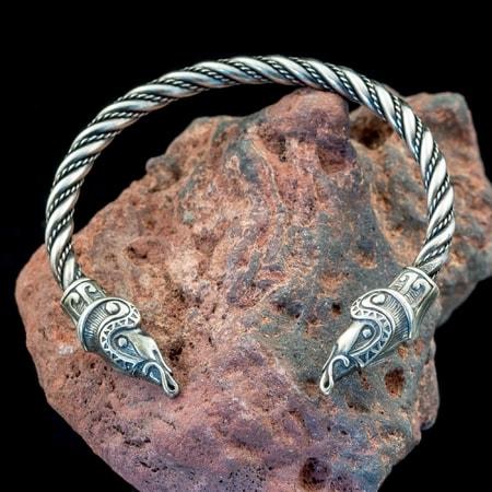 midgardsormr viking bracelet bronze. Black Bedroom Furniture Sets. Home Design Ideas
