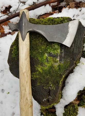 SVEBOR, Slavic Axe - Great Moravia