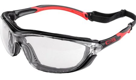 PROTECTIVE GLASSES, CLEAR