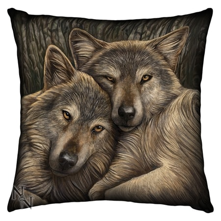 WOLVES, pillow