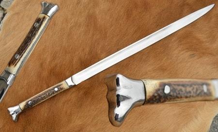 Medieval Falchion Sword LONG MEDIEVAL KNIFE KN...