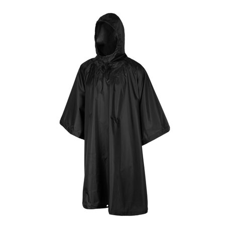 PONCHO U.S. MODEL BLACK