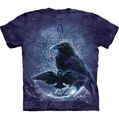 CELTIC RAVEN - Shirt Mountain