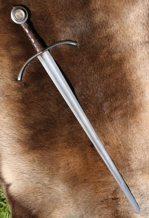 ARMAND, MEDIEVAL SINGLEHANDED SWORD