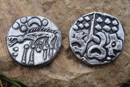 CELTIC STATER, ENGLAND, REPLICA