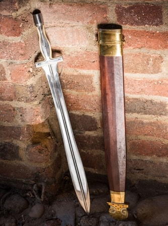 GREEK SWORD, XIPHOS CAMPOVALANO