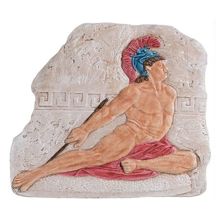 ACHILLES, WALL DECORATION