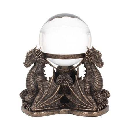 DRAGON'S PROPHECY, CRYSTAL BALL HOLDER