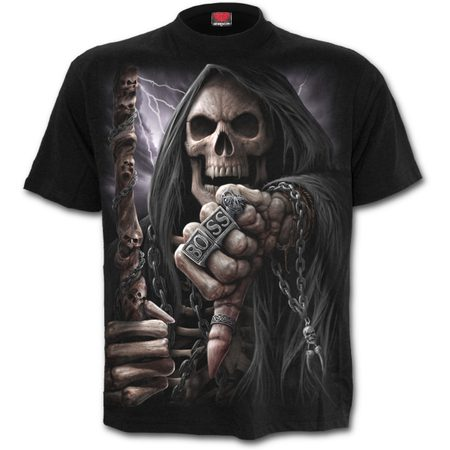 BOSS REAPER - T-Shirt Black