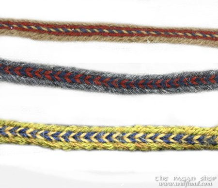 Decorative Textile Belts, woolen historical products