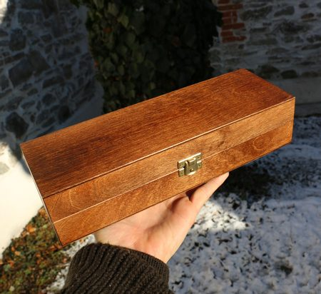 Wooden Box for Knives
