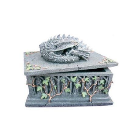 DRAGON STONE, tarot or jewel box