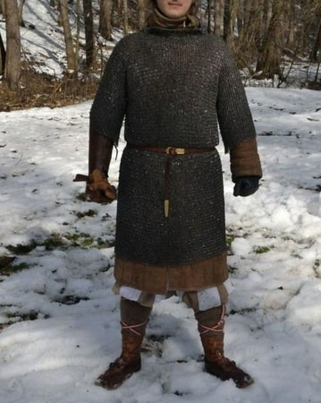 Chainmail Shirt - Riveted Armor Armour