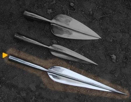 LANCES SPEARS | viking celtic Roman Pilum - wulflund com
