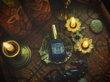 Loki, Norse Gods Scent, Natural Magic Oil
