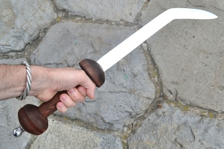 THRACIAN SICA, GLADIATOR WEAPON, REPLICA