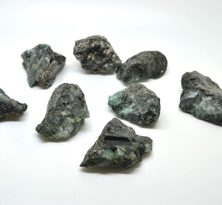 EMERALD, ROUGH STONE
