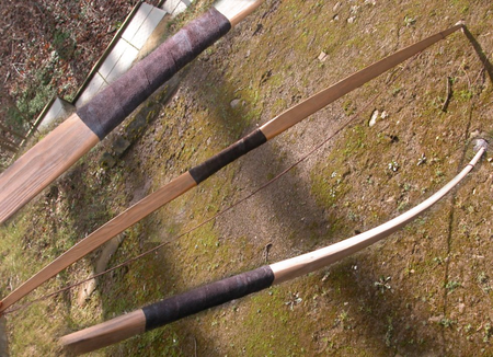 LONG ENGLISH BOW
