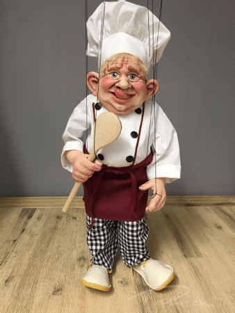 COOK, MARIONETTE