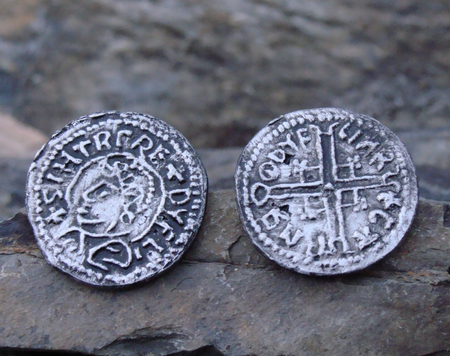 SIGTRYGG, COIN FROM DUBLIN