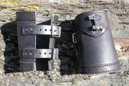 THOR'S HAMMER BRACERS, LARP AND HEAVY METAL