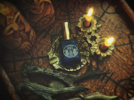 HEL, NORSE GODS SCENT, NATURAL MAGIC OIL
