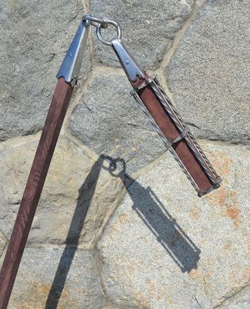 Flail Hussite War Weapon Replica Xv Century Wulflund Com