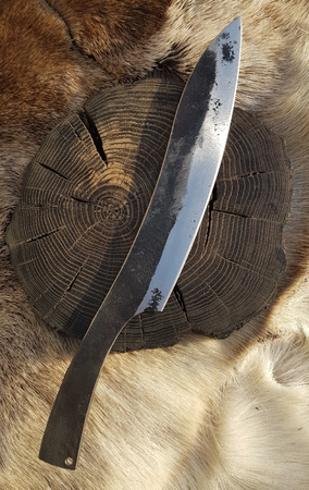 RAFNAR, VIKING KNIFE
