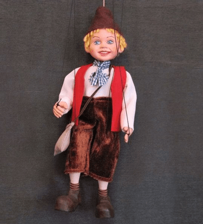 PETER, MARIONETTE, PUPPET