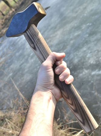 BLACKSMITH'S HAMMER, MODEL HOLI 5