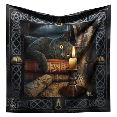 ALTAR CLOTH THE WITCHING HOUR