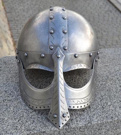 Viking Helmet Decorated Face Mask Wulflund Com
