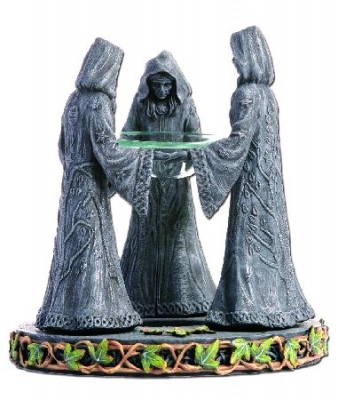 MAGIC CIRCLE, AROMATHERAPY LAMP