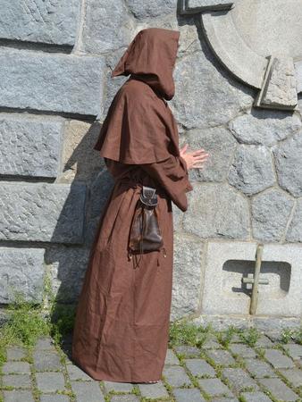 Medieval Monk Costume Rental Costume Rentals Historical