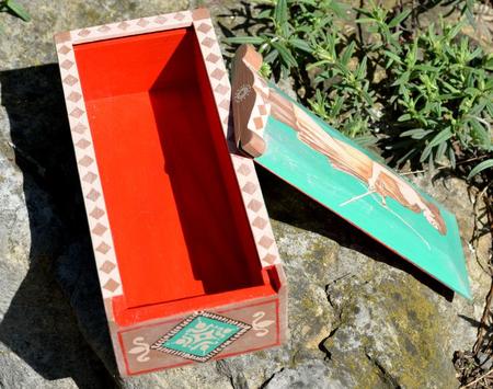 Romana Puella Ancient Rome Wooden Box Replica Wulflund Com