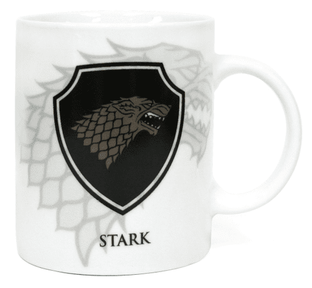 GAME OF THRONES MUG STARK SHIELD