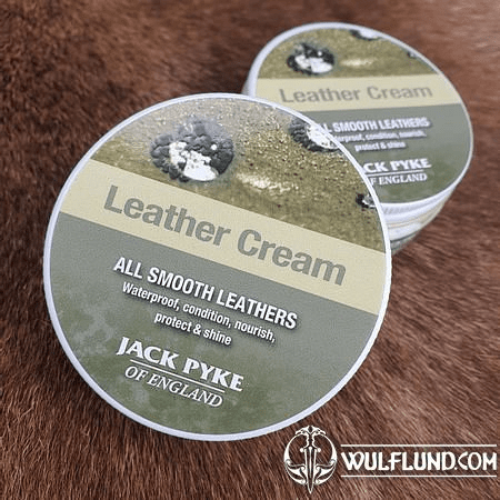 LEATHER CREAM JACK PYKE OF ENGLAND 100ML