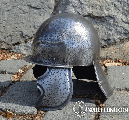 CELTIC HELMET, PORT TYPE