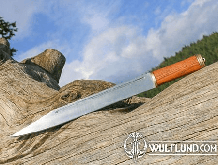 ARVID, LONG KNIFE - SEAX