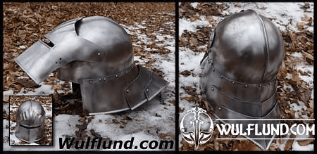 15TH CENTURY GERMAN SALLET