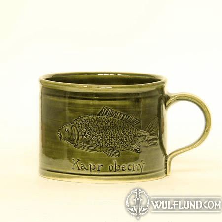 CARP MUG FOR A FISHERMAN