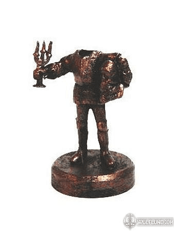 HEADLESS KNIGHT. TIN FIGURE