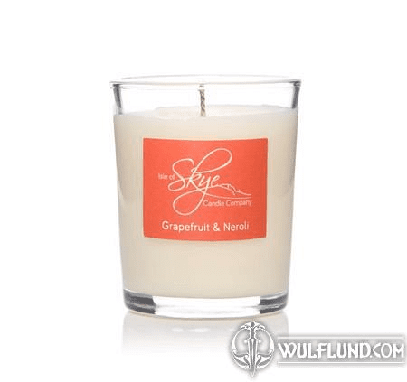 GRAPEFRUIT AND NEROLI VOTIVE CANDLE
