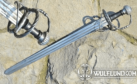 KATZBALGER, SHORT RENAISSANCE ARMING SWORD