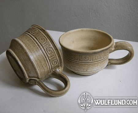 MOKKA COFFEE MUG, CERAMIC