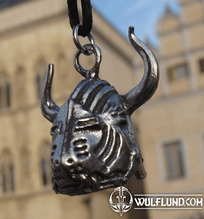 TOURNAMENT HELMET, PENDANT