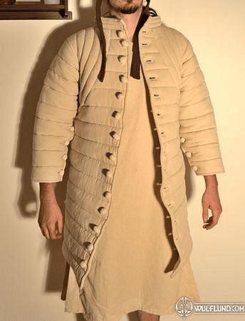 PADDED GAMBESON, COSTUME RENTAL